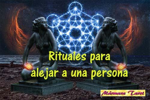 Rituales para alejar a una persona hechizos que funcionan - Como alejar a una persona mala ...